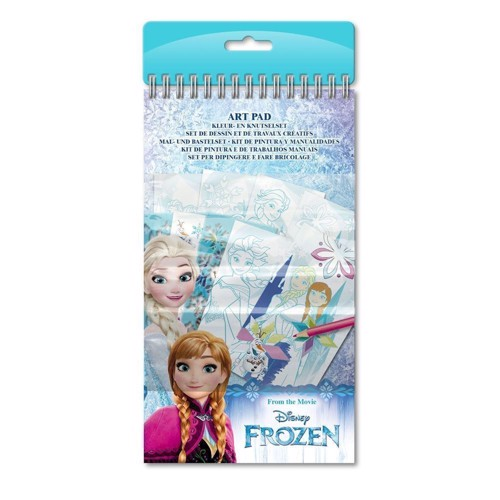 Image of   Disney, Frozen/Frost - Malebog