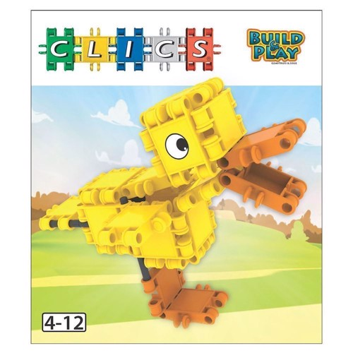 Image of Clics Build &Play - Duckling (5425002302818)