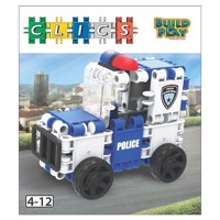 Clics Build &Play - Police