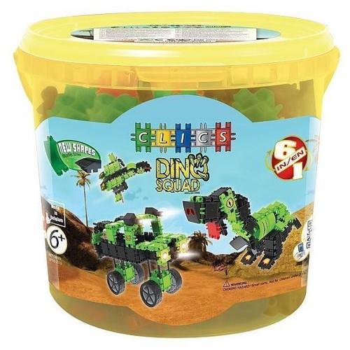 Image of Clics Dino Squad i spand 6i1 (5425002303167)