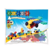 Build Clics &play, 4 in 1