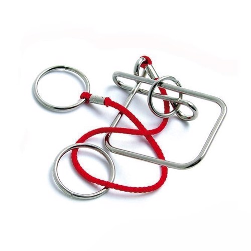 Image of   Racing Wire Puzzle # 11 ***