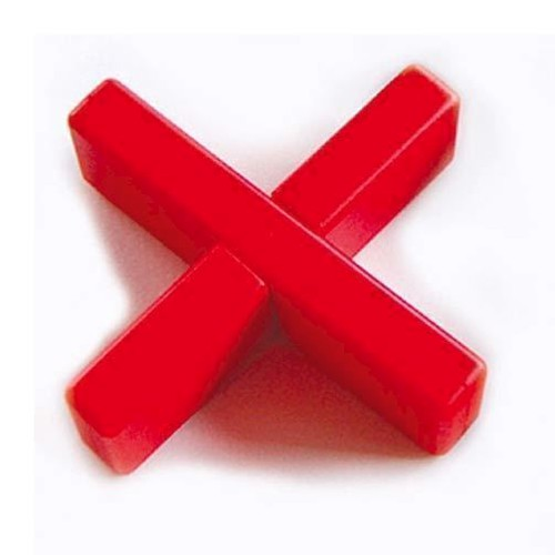 Image of   Cross Puzzle Red ****