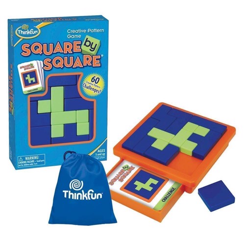 Image of Thinkfun Square by Square (5425004735317)