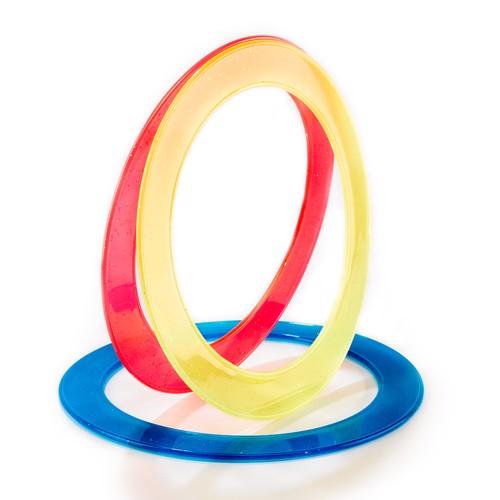 Image of   Junior jonglør ringe 3 stk
