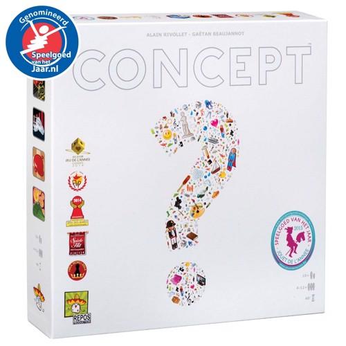 Image of   Concept, Spil