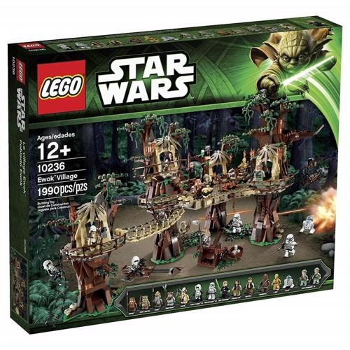 Image of LEGO 10236, Star Wars, Ewok Village