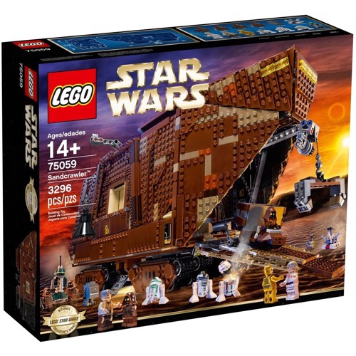 Image of LEGO 75059 - Star Wars, Sandcrawler