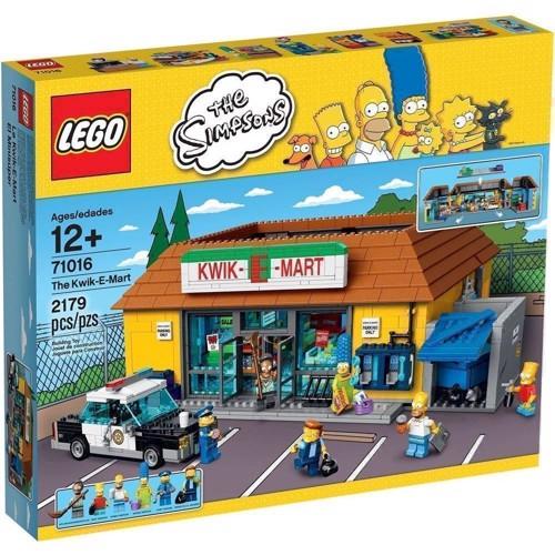 Image of LEGO 71016, The Simpsons, Kwik E-mart