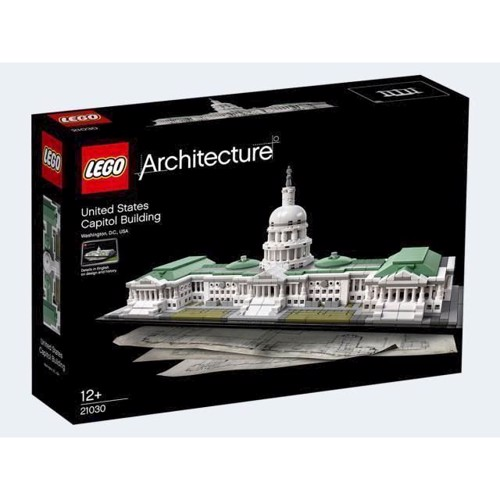 Image of LEGO 21030 Architecture United states Capitol Building (5702015591195)