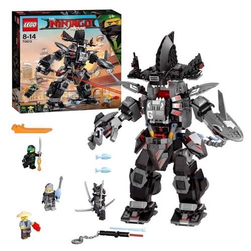 Image of Lego Ninjago Movie 70613 garma mecha man (5702015592000)