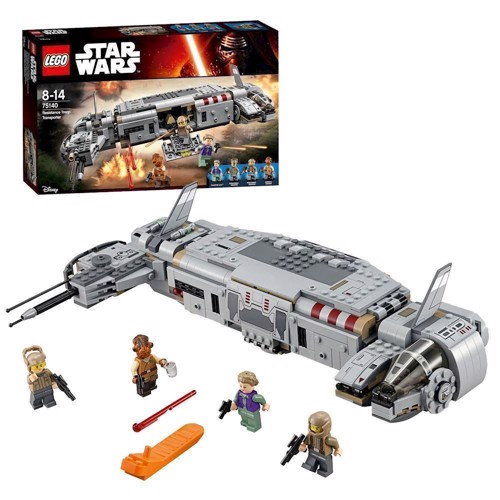 Image of   LEGO Star Wars - Resistance Troop Transporter (75140) /LEGO