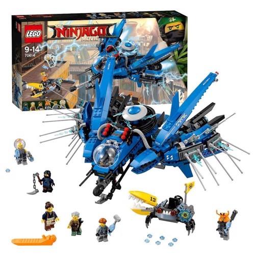 Image of Lego Ninjago Movie 70614 Lightning Jet (5702015592352)