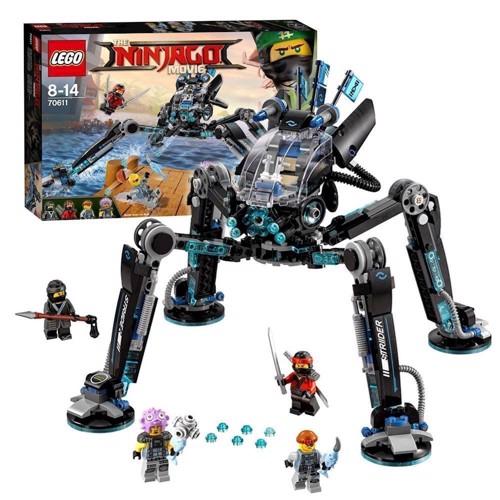 Image of Lego Ninjago Movie 70611 water strider (5702015592369)