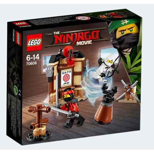 Image of Lego Ninjago Movie 70606 spinjitzu træning