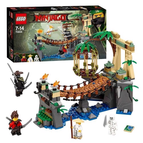 Image of Lego 70608 Master falls, Ninjago (5702015592451)