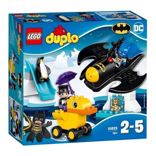 Image of Lego 10823 batmands vinter eventyr, Duplo (5702015597876)