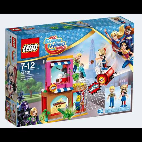 Image of LEGO 41231 DC Girl Harley Quinn redningsaktions (5702015814287)