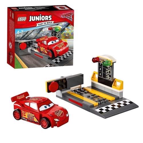 Image of Lego 10730 Lynet McQueen fart raket, Juniors (5702015864237)