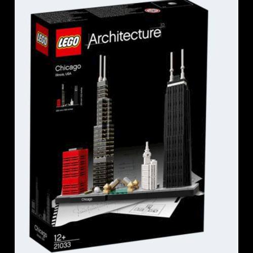 Image of Lego 21033 Architecture Chicago (5702015865326)