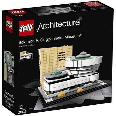 Image of Lego 21035 Architecture Solomon R Guggenheim Museum (5702015865340)
