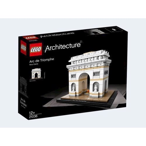 Image of   LEGO Architecture 21036 The Arcade