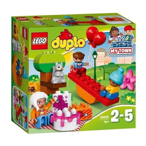 Image of   Lego 10832 Fødselsdagsskovtur