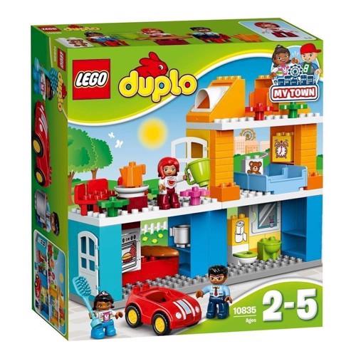 Image of   Lego dublo 10835 Familiehus