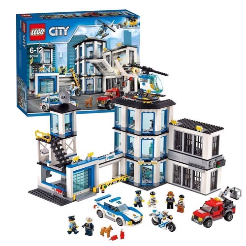 Image of Lego 60141 Politistation