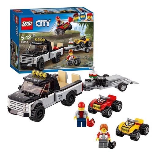 Lego 60148 ATV-racerteam