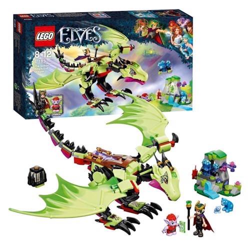 Image of Lego 41183 Gnomkongens onde drage (5702015865937)