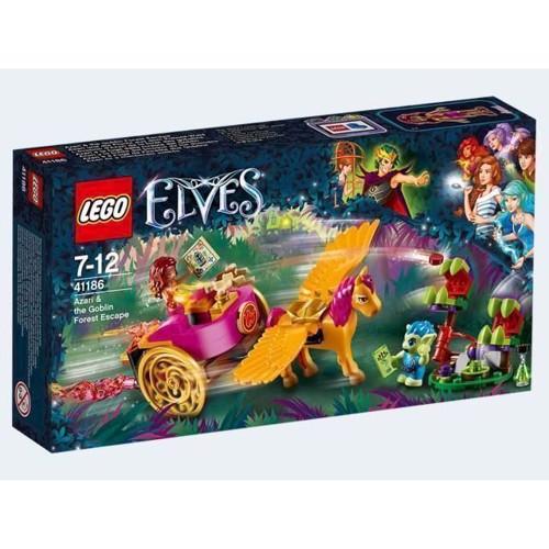 Image of Lego 41186 Azari og flugten fra goblin krigen, Elves (5702015865968)