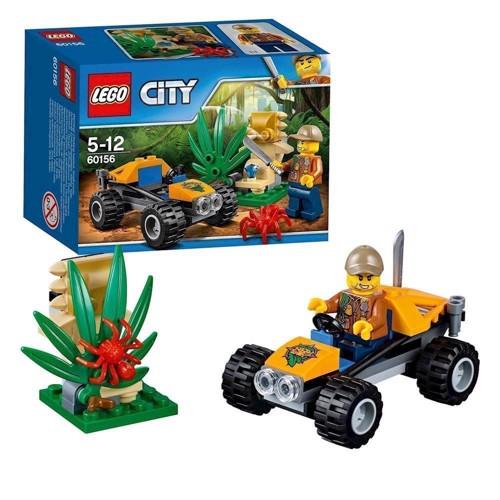 Lego 60156 jungle bil, City