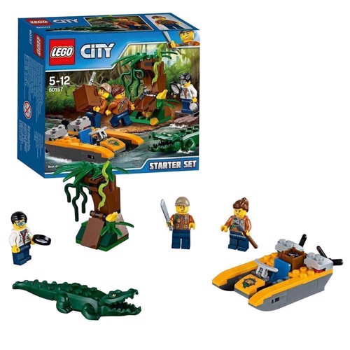 Lego 60157 Jungle star sæt, City