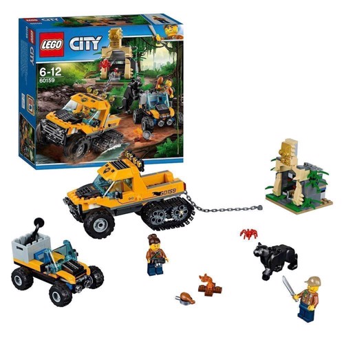 Image of Lego 60159 jungle mission, City (5702015866255)