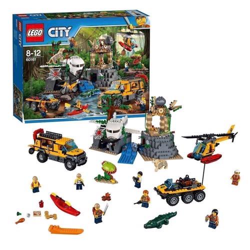 Lego 60161 Jungle forskningscenter, City