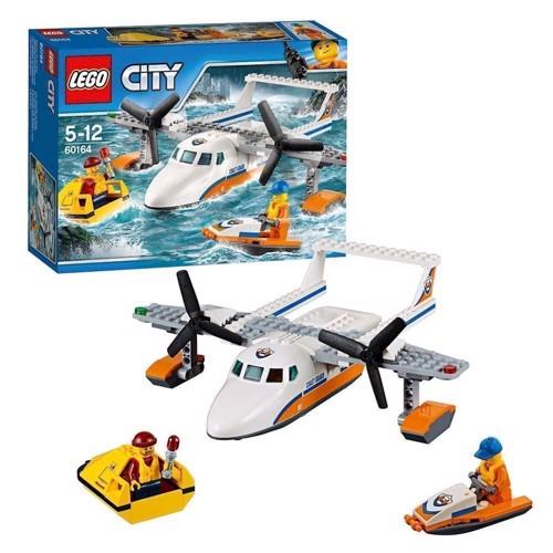Lego 60164 rednings fly på vandet, City