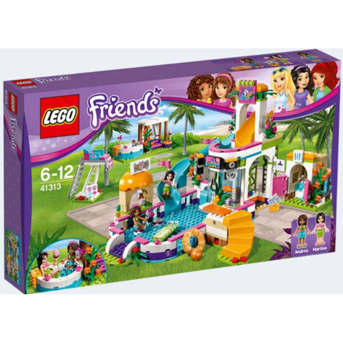 Image of Lego 41313 Heartlake friluftsbad (5702015866392)