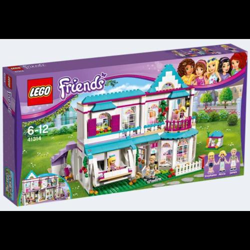 Image of Lego 41314 Stephanies hus (5702015866408)
