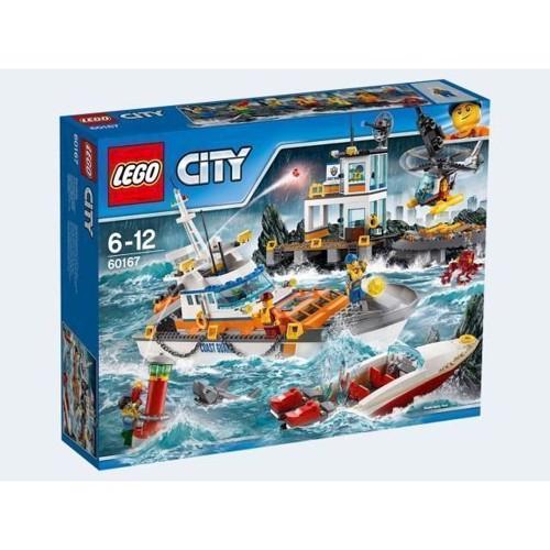 Lego 60167 kystvagtens hovedkvarter, City