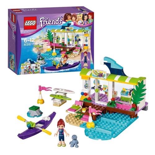 Image of Lego 41315 Heartlake surfer butik, Friends (5702015866439)