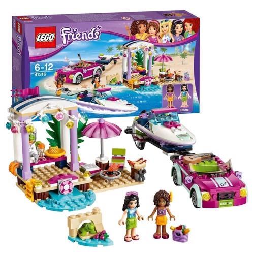 Image of Lego 41316 Andreas speedbåd, Friends (5702015866453)