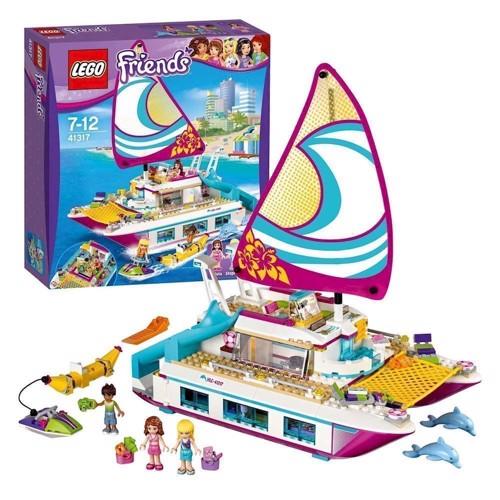 Image of Lego 41317 solskinskatamaran, Friends (5702015866460)