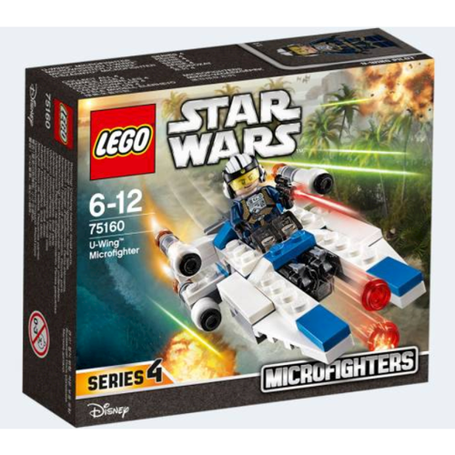 Image of Lego 75160 U-wing™ microfighter (5702015866484)