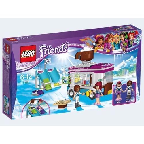Image of Lego 41319 kakao bod ved vinter feriestedet, Friends (5702015866491)