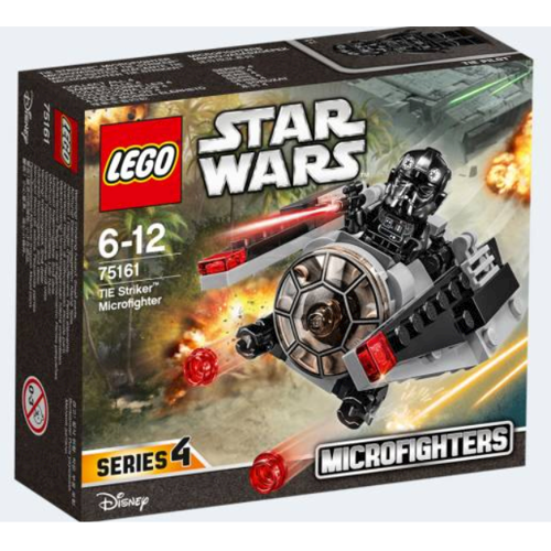 Image of   Lego 75161 TIE Striker™ microfighter