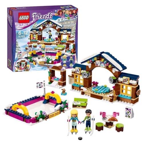 Image of Lego 41322 skøjte ferie, Friends (5702015866545)