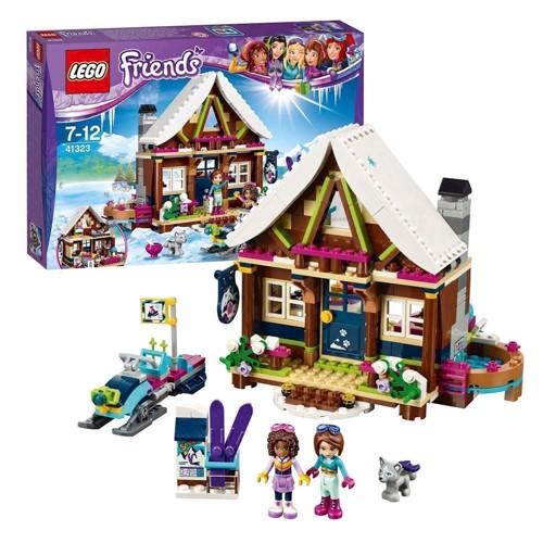 Image of Lego Chalet vinter sport hotel, Friends (5702015866552)