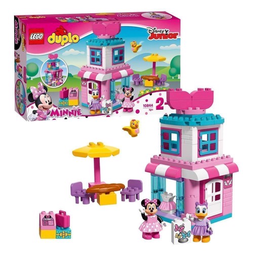 Image of Lego 10844 Minnie Mouses butik, Duplo (5702015866606)