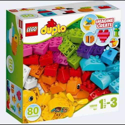 Image of   Lego 10848 Mine første klodser